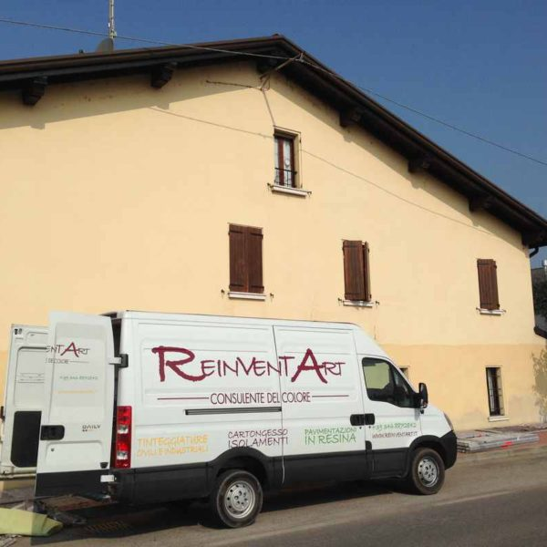 Foto - Franzoni Mauro tinteggiatura esterna (1)