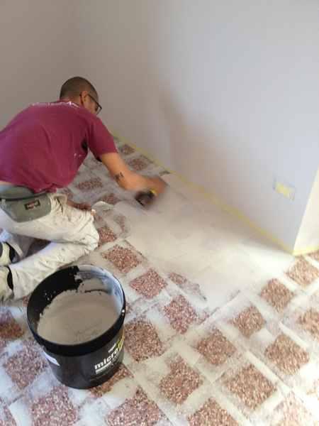 Foto - Intarget Group srl pareti in cartongessi, pavimentazione (20)